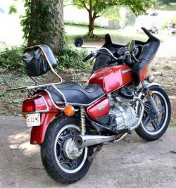 Honda CX500E (reduced effect) 1984 #7