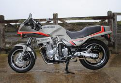 Honda CX500E (reduced effect) 1984 #9