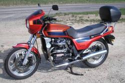 Honda CX650 Turbo 1985 #9