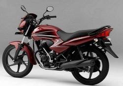 Honda Dream Yuga 2014 #4
