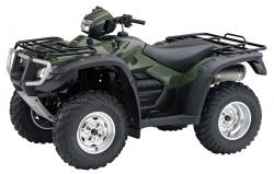 Honda FourTrax Foreman Rubicon 2009