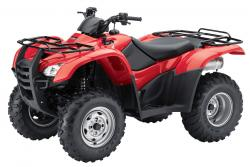 Honda FourTrax Rancher 4x4 2009