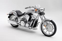 Honda Fury ABS 2010 #6