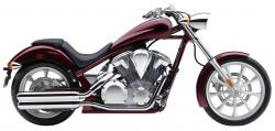 Honda Fury ABS 2010 #7