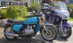 Honda GL1000 Gold Wing 1980 #4