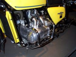 Honda GL1000 Gold Wing 1981 #4