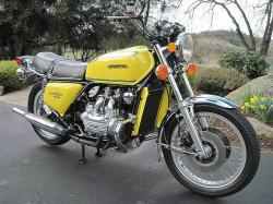 Honda GL1000 Gold Wing 1982 #13
