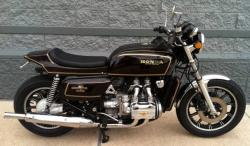 Honda GL1000 Gold Wing 1982 #6