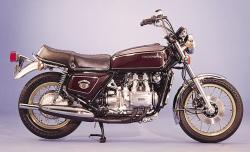 Honda GL1000 Gold Wing 1982 #8