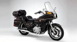 Honda GL1000 Gold Wing Interstate 1981 #12