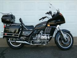 Honda GL1000 Gold Wing Interstate 1981 #14