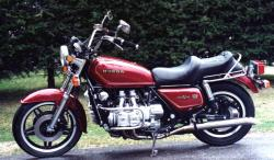 Honda GL1000 Gold Wing Interstate 1981 #15