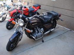 Honda GL1000 Gold Wing Interstate 1981 #8