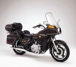 Honda GL1000 Gold Wing Interstate 1981 #9