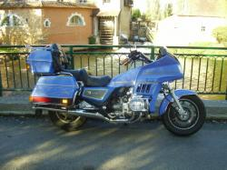 1985 Honda GL1200DX Gold Wing