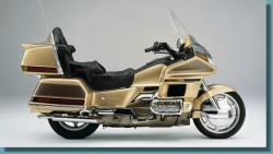 Honda GL1500/6 Gold Wing 1991 #7