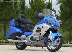 Honda GL1800 Gold Wing 2012 #5