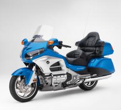 Honda Gold Wing Airbag 2009 #2