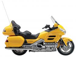 Honda Gold Wing Airbag 2009 #3