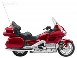 Honda Gold Wing Airbag 2009 #4