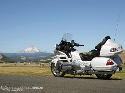 Honda Gold Wing Airbag 2009 #5