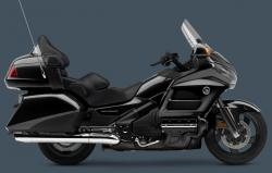 Honda Gold Wing Audio/Comfort 2013 #4