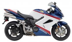 Honda Interceptor ABS 2009 #14