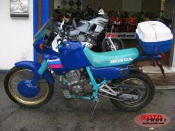 Honda NX650 Dominator (reduced effect) 1991