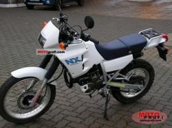 Honda NX650 Dominator (reduced effect) 1991 #10