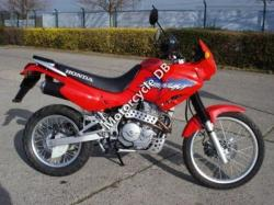 Honda NX650 Dominator (reduced effect) 1991 #3