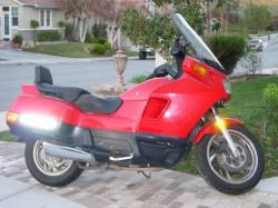 Honda PC800 Pacific Coast 1995 #7