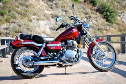 Honda Rebel 250 2002 #10