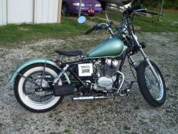 Honda Rebel 250 2002 #11