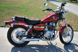 Honda Rebel 250 2002 #2