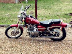 Honda Rebel 250 2002 #5