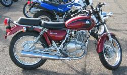 Honda Rebel 250 ED/Rebel 250 G 2000 #12