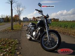 Honda Rebel 250 ED/Rebel 250 G 2000 #4