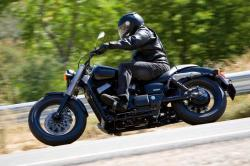 Honda Shadow 750 Black Spirit 2010 #10