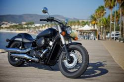 Honda Shadow 750 Black Spirit 2010 #11