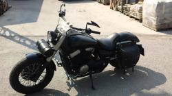 Honda Shadow 750 Black Spirit 2010 #13