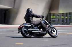 Honda Shadow 750 Black Spirit 2010 #2