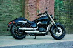 Honda Shadow 750 Black Spirit 2010 #5
