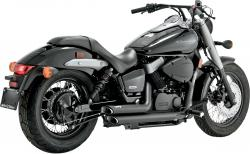 Honda Shadow 750 Black Spirit 2010 #7