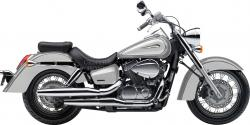 Honda Shadow 750 C-ABS 2010 #11
