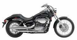 Honda Shadow 750 C-ABS 2010 #2