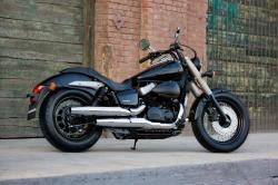 Honda Shadow 750 C-ABS 2010 #4