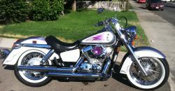 Honda Shadow Aero 2007 #9