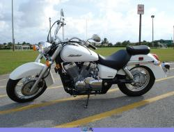 Honda Shadow Aero 2007 #8