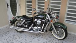Honda Shadow Aero 2011 #11