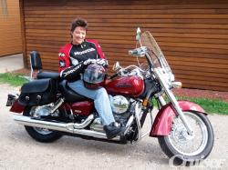Honda Shadow Aero 2011 #2